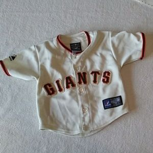 Giants jersey 18months
